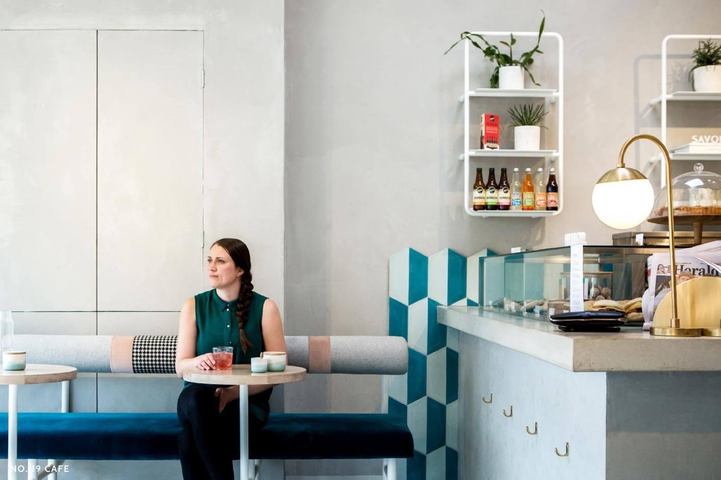 No 19 Cafe | Leonard & Lane
